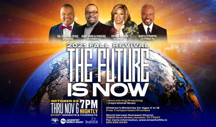 2021 Fall Revival